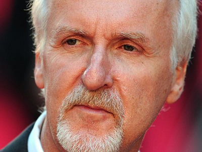US films director James Cameron (AFP Photo / Carl Court)