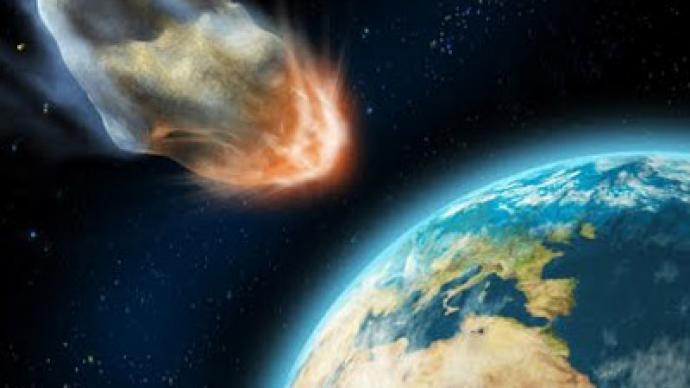 nasa asteroid impact - photo #15