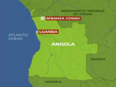 At least five killed in Angolan plane crash