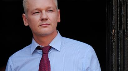 Wikileaks founder Julian Assange. (AFP Photo / Carl Court)