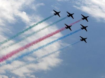 Azeri fighter jets (AFP Photo / Osman Karimov)