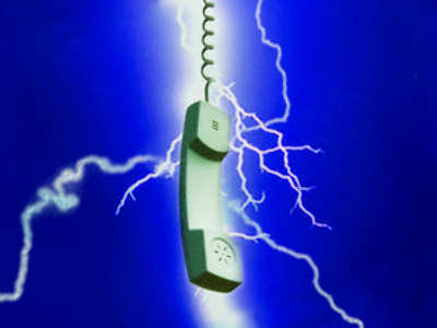 Azeri villagers die from electric shock on phone