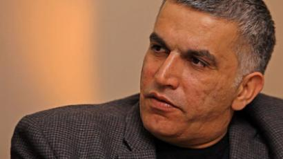 Bahrain jails prominent activist Rajab for 3 years