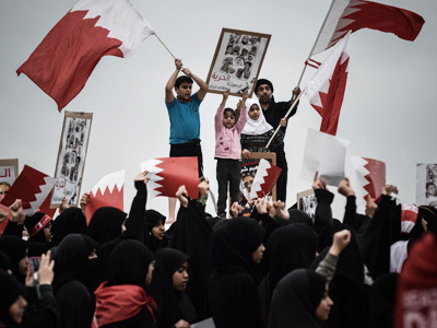 Bahrain jails anti-regime activists, overturns appeals
