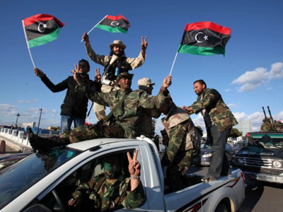 A Tale of Two Countries: Bahrain and Libya