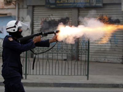 Bahrain repressed protesters with West's tacit approval - Amnesty International