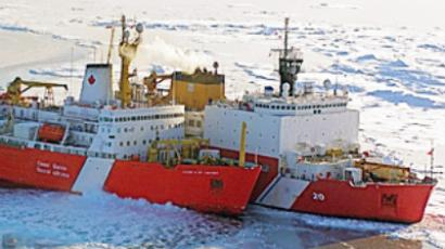 Loads of oil and gas under Arctic seabed? US-Canada search for answer