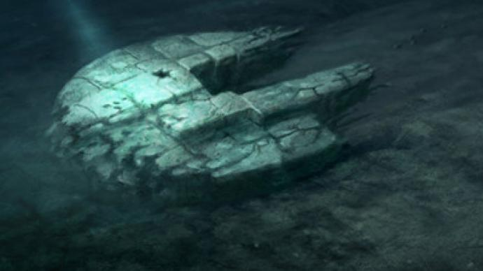 Baltic Ufo New Dive New Details Photos Rt News