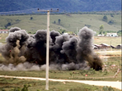 Ban the cluster bomb! But not everyone will