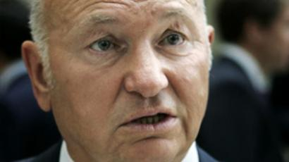 Moscow Mayor Yury Luzhkov (AFP Photo / Philippe Lopez)