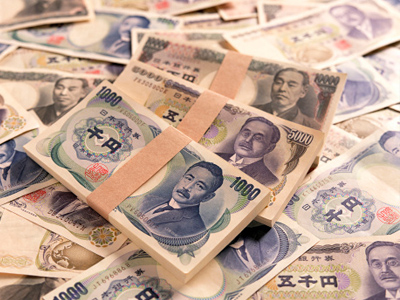 Bashful benefactor leaves bag of cash in Japanese restroom