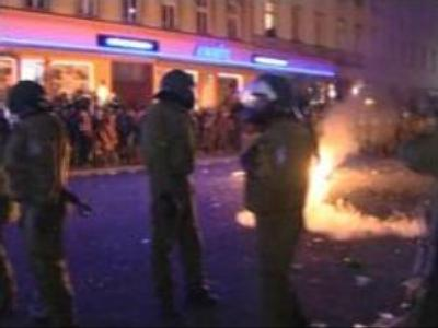 Berliners survive traditional May Day riots