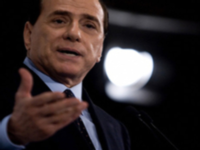 Berlusconi leads Italian election results