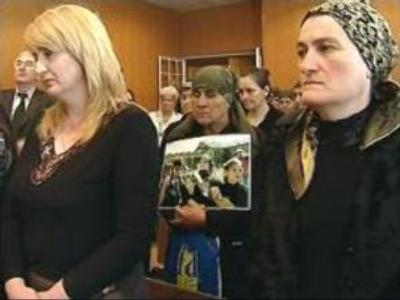 Beslan mothers protest court's decision