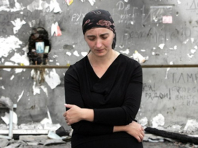 Beslan mothers threaten strike over children's education
