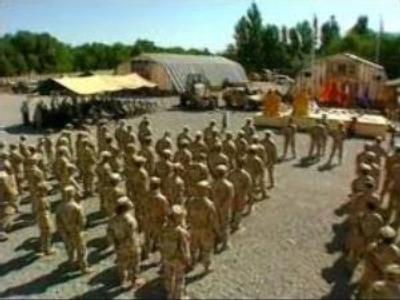 Bishkek plans to revise status of American servicemen