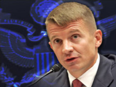 Erik Prince, Blackwater USA CEO and founder