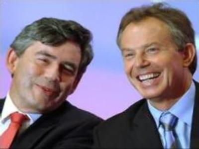 Blair endorses Brown as next PM