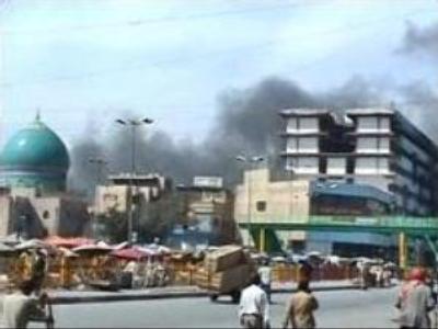 Blast in Baghdad kills at least 28