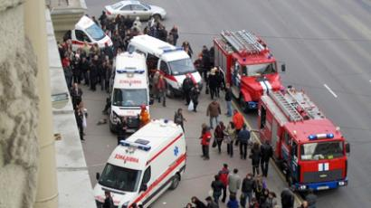 Belarus searching for suspects in Minsk Metro blast