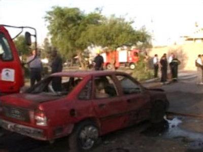 Blast rocks hotel in Baghdad