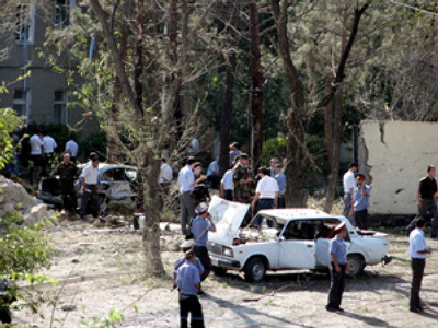Blast in Northern Tajikistan claims two officers, 25 injured