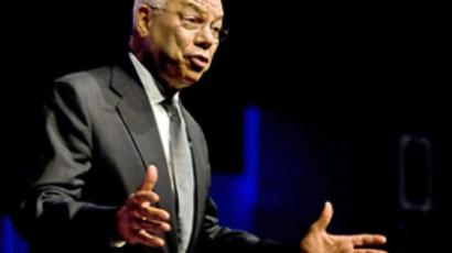 Colin Powell backs Obama