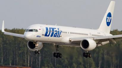 UTair Boeing 757-200 (image from http://www.utair.ru)