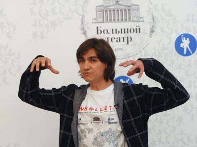 Sergey Filin. (RIA Novosti / Vladimir Fedorenko)