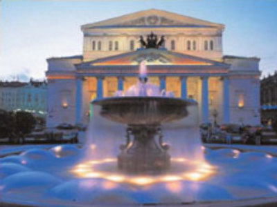 Bolshoi stage will re-open in 2009