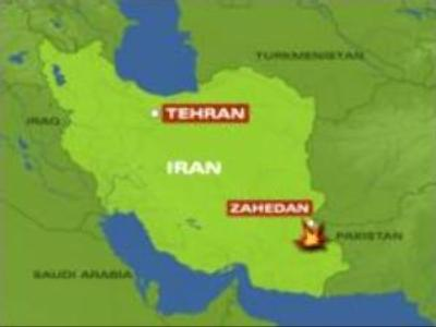 Bomb explodes in southern Iran