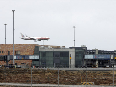 Bomb threat grounds NYC to Moscow flight in Iceland