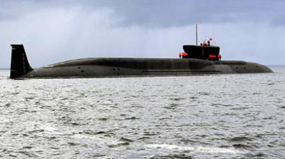 New nuke-carrying Borey class submarine tested