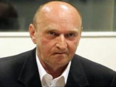 Bosnian Serb war criminal dies in jail