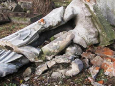 Botched Ukrainian exhumation was illegal