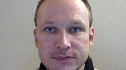 Confessed mass killer Andres Breivik