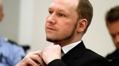 Anders Behring Breivik (REUTERS / Norsk Telegrambyra AS)