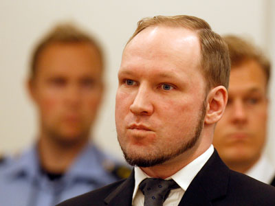 'Mini Abu Ghraib': Norway mass murderer files 27-page complaint over jail conditions