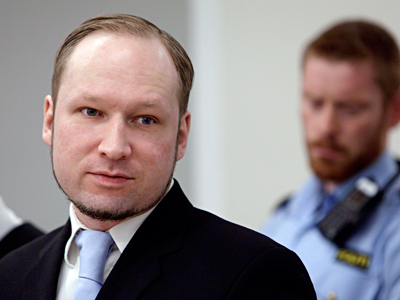 Breivik to have specially hired cell mates