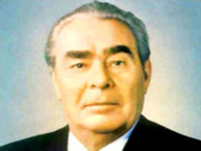Leonid Brezhnev (photo from novayagazeta.ru)
