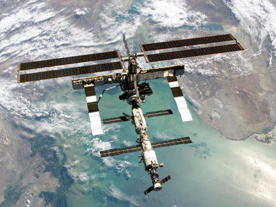Field of rocket wreckage discovered in low Earth orbit near ISS