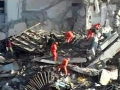 Building collapsed in Istanbul, over dozen injured