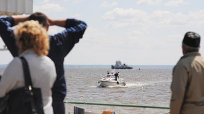 About 70 bodies trapped in sunken pleasure cruiser in Central Russia