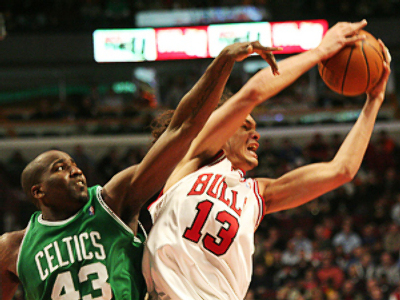 Bulls and Sixers win upset matches in NBA playoffs