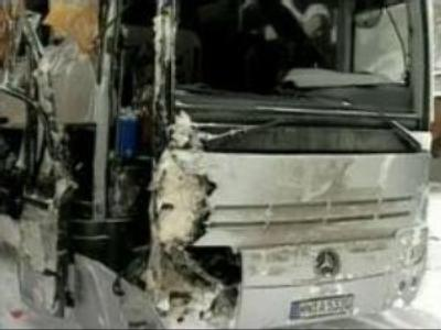 Bus crash near Minsk kills 2