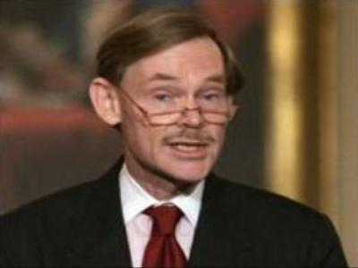 Bush chooses Zoellick to head World Bank