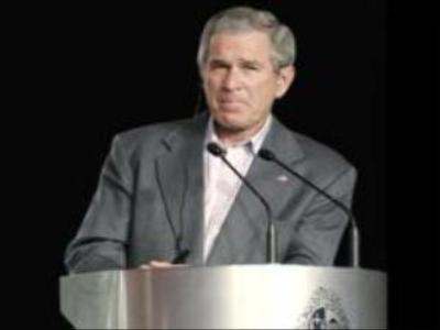 Bush offers Uruguay free-trade agreement