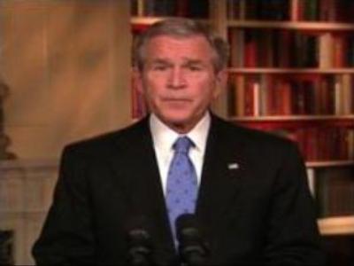 Bush to visit Latin America