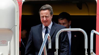 Russia, UK to sign arms agreement in spring - report