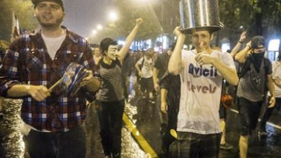 Montreal mayhem as students protest higher fees and F1 (PHOTOS, VIDEO)